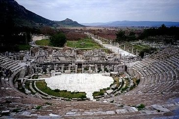Stadium in Ephesus